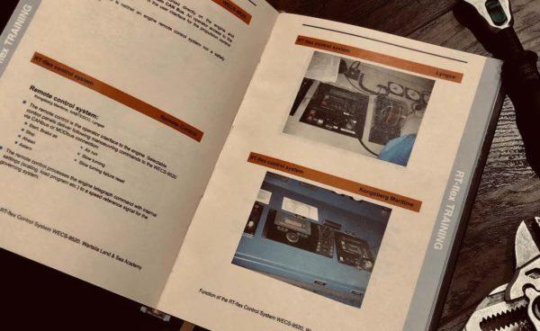 Механический блокнот / Marine Engineer notebook